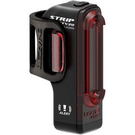 Lezyne Strip Alert Rear Light, black